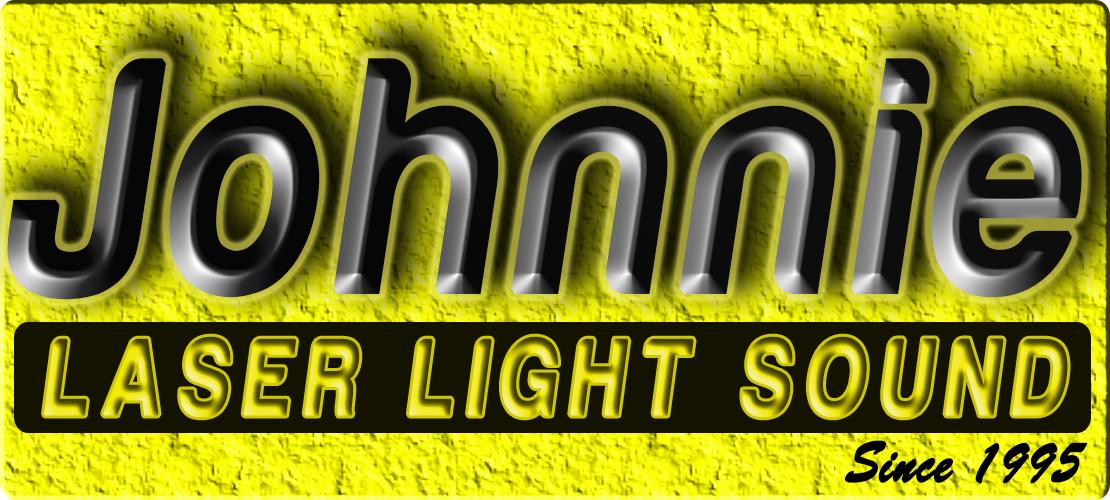 Johnnie Laser Light Sound Ambijentalna Rasveta Ozvucenje Bina Konstrukcija Logo