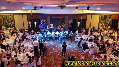Ambijentalna rasveta – Hotel Hyatt Regency Belgrade