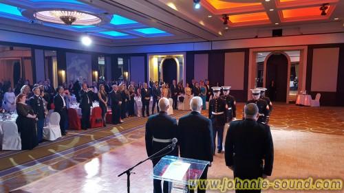 US Marine Corps -  Hotel Hyatt Regency Belgrade