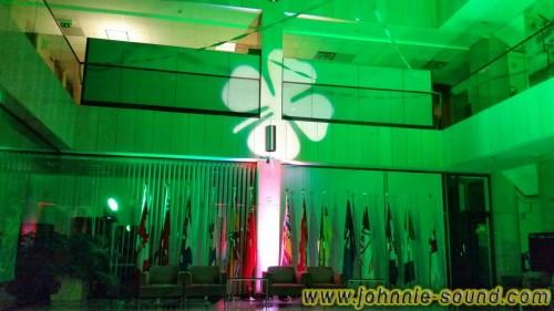 St. Patrick's Day, Canadian Embassy Belgrade