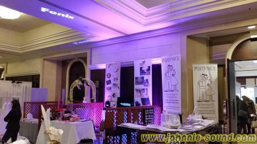 Wedding Weekend, Sajam Vencanja, Hotel Hyatt Regency Belgrade